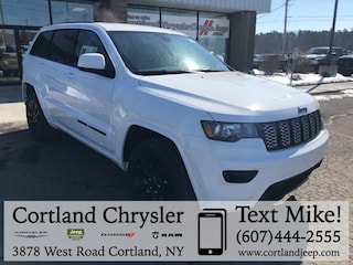 New 2019 Jeep Grand Cherokee ALTITUDE 4X4 Sport Utility 2192620 for sale in Cortland, NY