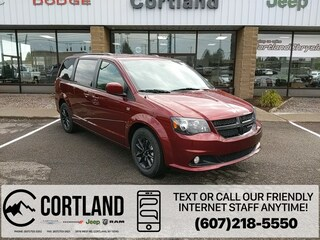 New 2019 Dodge Grand Caravan 35TH ANNIVERSARY SE PLUS Passenger Van for sale in Cortland, NY