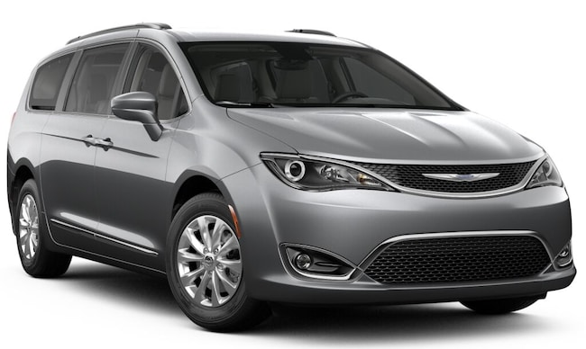New 2019 Chrysler Pacifica TOURING L Passenger Van Cortland, NY