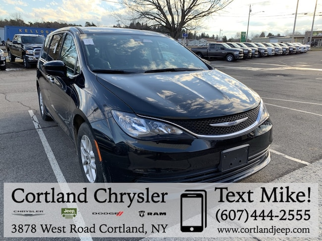 Used 2017 Chrysler Pacifica LX Minivan/Van for sale in Cortland, NY