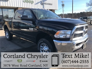 New 2018 Ram 2500 TRADESMAN CREW CAB 4X4 6'4 BOX Crew Cab 2185830 for sale in Cortland, NY