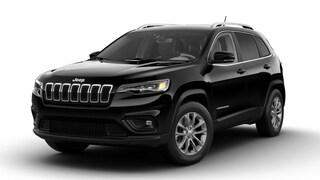 New 2021 Jeep Cherokee LATITUDE PLUS 4X4 Sport Utility for sale in Cortland, NY