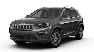 New 2019 Jeep Cherokee LATITUDE PLUS 4X4 Sport Utility for sale in Cortland, NY