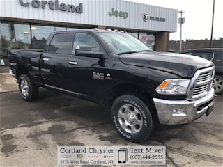 New 2018 Ram 2500 BIG HORN CREW CAB 4X4 6'4 BOX Crew Cab 2185820 for sale in Cortland, NY
