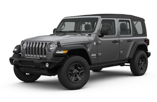 New 2019 Jeep Wrangler UNLIMITED SPORT 4X4 Sport Utility 2192550 for sale in Cortland, NY