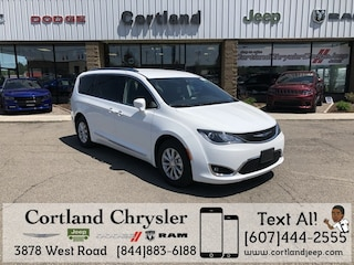 New 2018 Chrysler Pacifica TOURING L Passenger Van for sale in Cortland, NY