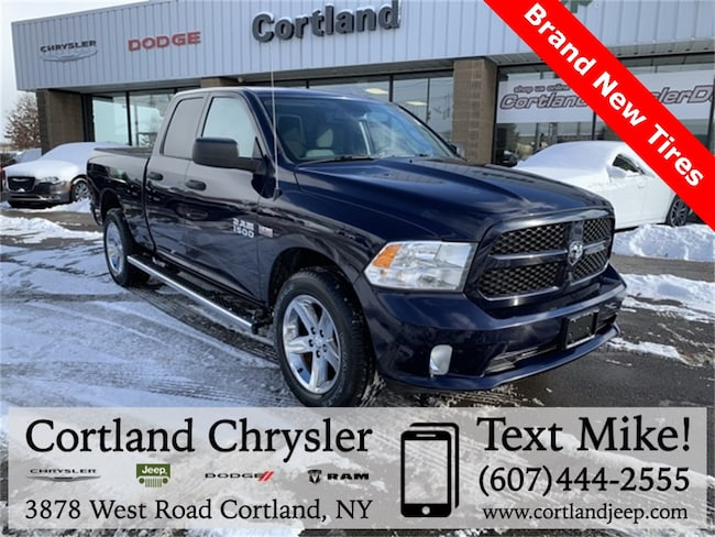 Used 2016 Ram 1500 Express Truck for sale in Cortland, NY
