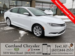 Used 2016 Chrysler 200 Limited Sedan 2024699