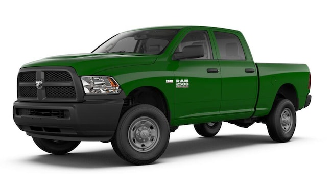 New 2018 Ram 2500 TRADESMAN CREW CAB 4X4 6'4 BOX Crew Cab Cortland, NY