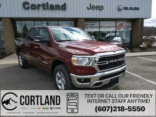 New 2020 Ram 1500 BIG HORN CREW CAB 4X4 5'7 BOX Crew Cab for sale in Cortland, NY