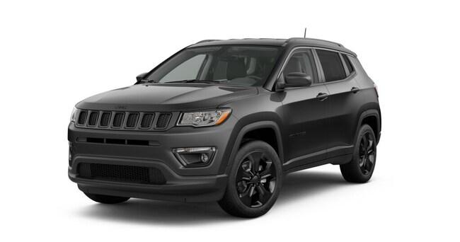 New 2019 Jeep Compass ALTITUDE 4X4 Sport Utility Cortland, NY