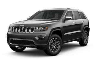 New 2019 Jeep Grand Cherokee LIMITED 4X4 Sport Utility 2192340 for sale in Cortland, NY