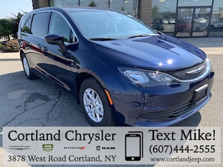 New 2020 Chrysler Voyager LX Passenger Van for sale in Cortland, NY