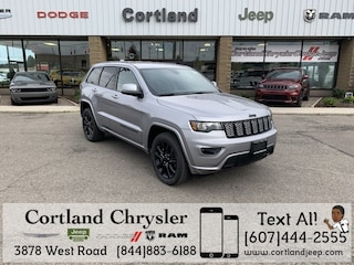 New 2018 Jeep Grand Cherokee ALTITUDE 4X4 Sport Utility for sale in Cortland, NY
