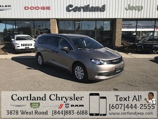 New 2018 Chrysler Pacifica L Van for sale in Cortland, NY