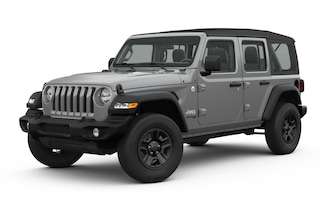 New 2019 Jeep Wrangler UNLIMITED SPORT 4X4 Sport Utility for sale in Cortland, NY