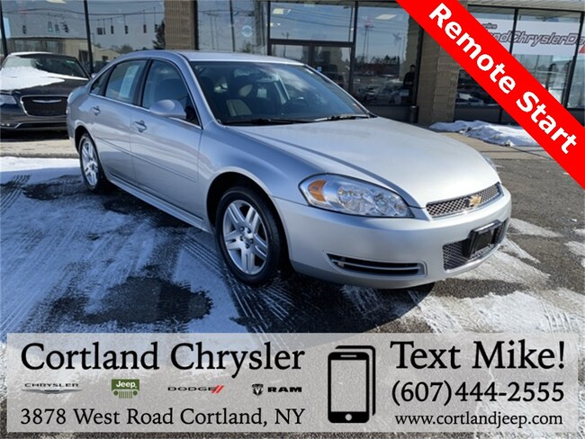 Used 2014 Chevrolet Impala Limited LT Sedan for sale in Fayetteville, NY