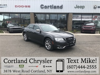 New 2018 Chrysler 300 LIMITED AWD Sedan for sale in Cortland, NY