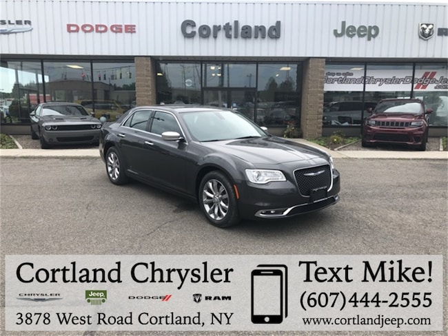 2018 Chrysler 300 Limited Awd For Sale In Cortland Ny Near