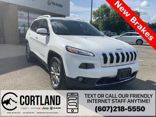 2018 Jeep Cherokee Limited SUV
