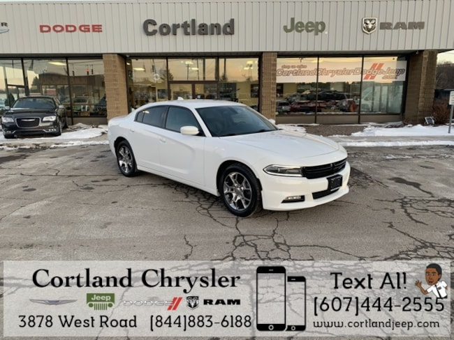 Used 2015 Dodge Charger SXT Sedan for sale in Fayetteville, NY