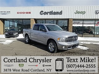 New 2019 Ram 1500 CLASSIC BIG HORN CREW CAB 4X4 5'7 BOX Crew Cab 2192510 for sale in Cortland, NY