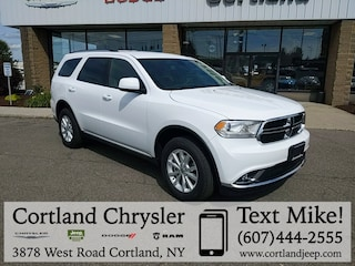 New 2019 Dodge Durango SXT PLUS AWD Sport Utility for sale in Cortland, NY