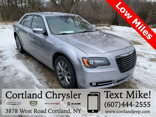 Used 2014 Chrysler 300 S Sedan for sale in Cortland, NY