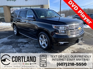 Used 2015 Chevrolet Suburban LTZ SUV C200901 for sale in Cortland, NY