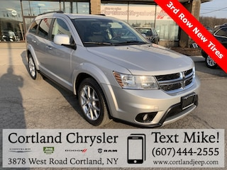 Used 2012 Dodge Journey SXT SUV 2025748 for sale in Cortland, NY