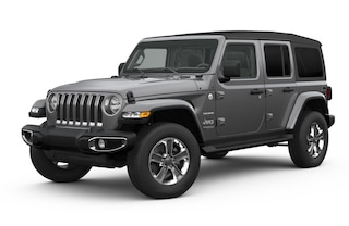 New 2019 Jeep Wrangler UNLIMITED SAHARA 4X4 Sport Utility 2191790 for sale in Cortland, NY