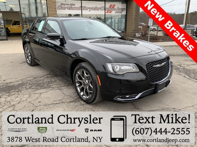 Used 2017 Chrysler 300 S Sedan for sale in Fayetteville, NY