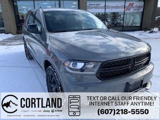 New 2020 Dodge Durango SXT PLUS AWD Sport Utility for sale in Cortland, NY