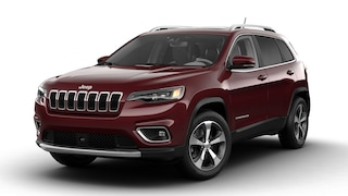 New 2021 Jeep Cherokee LIMITED 4X4 Sport Utility for sale in Cortland, NY