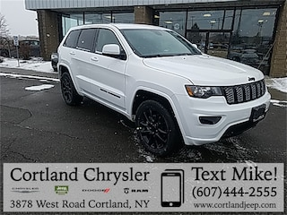 New 2019 Jeep Grand Cherokee ALTITUDE 4X4 Sport Utility 2193120 for sale in Cortland, NY