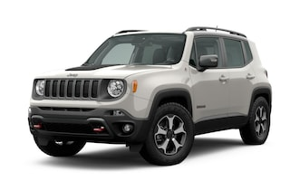 New 2020 Jeep Renegade TRAILHAWK 4X4 Sport Utility for sale in Cortland, NY