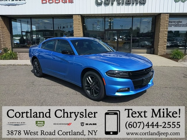New Chrysler Dodge Jeep Ram Inventory in Cortland, NY