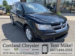 Certified Pre-Owned 2016 Dodge Journey SE SUV 3C4PDDAG4GT106275 for Sale in Cortland, NY
