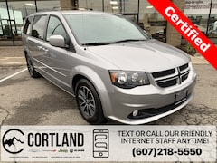 Certified Pre-Owned 2016 Dodge Grand Caravan R/T Minivan/Van 2C4RDGEG9GR329841 for Sale in Cortland, NY