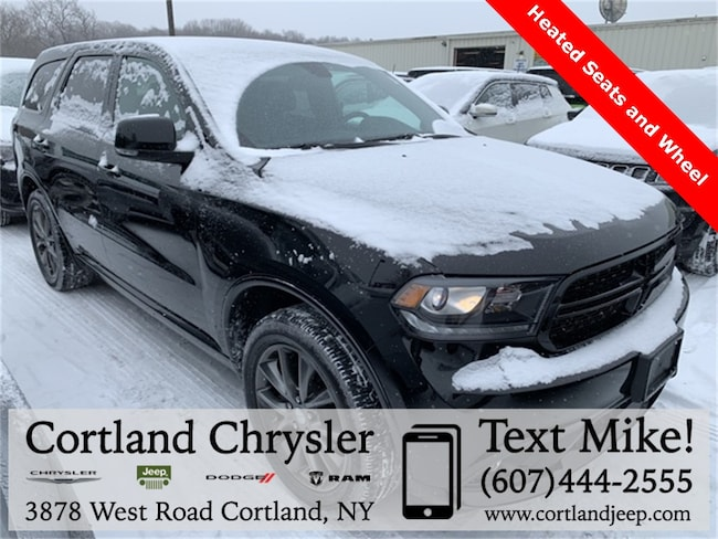 Used 2018 Dodge Durango GT SUV for sale in Fayetteville, NY