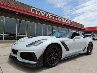 2019 Chevrolet Corvette 3ZR ZR1 Coupe (Track Pack, Comp Seats!) Coupe