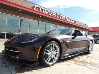 2018 Chevrolet Corvette 2LT Coupe (Nav, Mag Ride, Rare Color!) Coupe