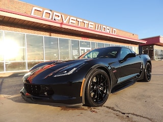 2018 Chevrolet Corvette 2LT Grand Sport Coupe (Auto, Nav, Heritage Pkg!) Coupe