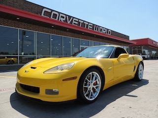 2010 Chevrolet Corvette Z06 Coupe (Chrome Wheels!) Coupe
