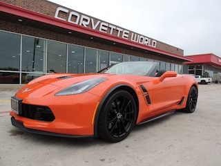 2019 Chevrolet Corvette 2LT Grand Sport Convertible (Auto, Clear Bra!) Convertible