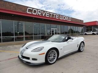 2013 Chevrolet Corvette 1SC 427 Convertible (60th Anniversary Edition!) Convertible