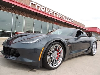 2019 Chevrolet Corvette 2LT Grand Sport Coupe (Auto) Coupe