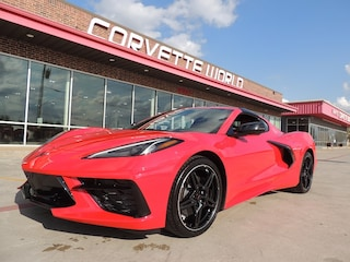 2021 Chevrolet Corvette Stingray Coupe (Carbon Flash Mirrors & Rims!) Coupe