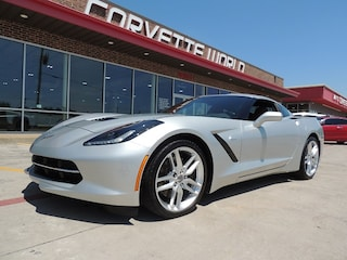 2015 Chevrolet Corvette 2LT Z51 Coupe (7 Speed, Mag Ride!) Coupe