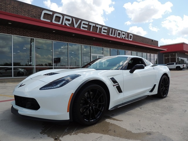 2018 Chevrolet Corvette Grand Sport Coupe (Auto) Coupe